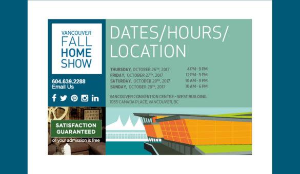 Vancouver Fall HomeShow3