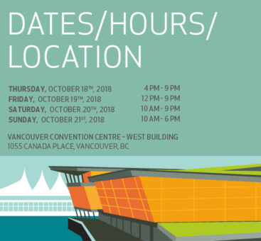 2018 Vancouver Fall Home Show